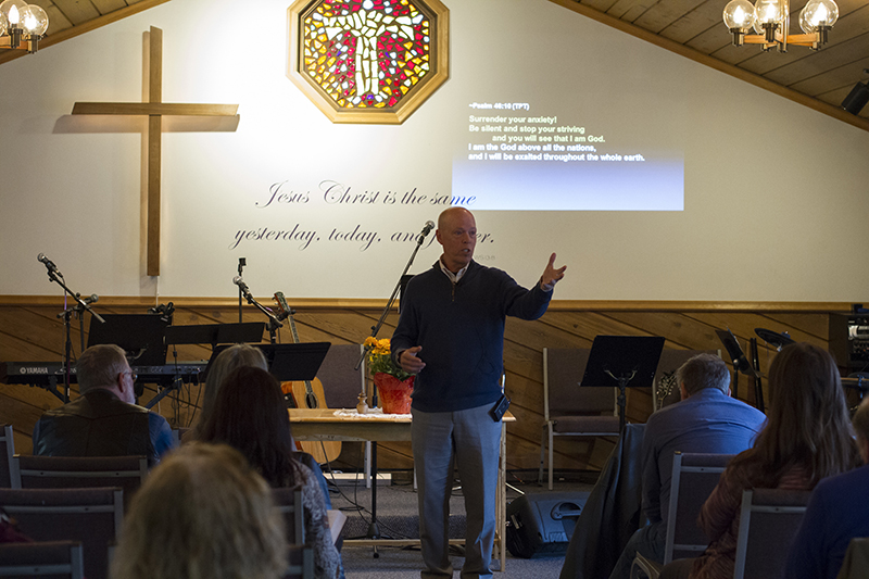 Philomath New Life Sunday Sermons
